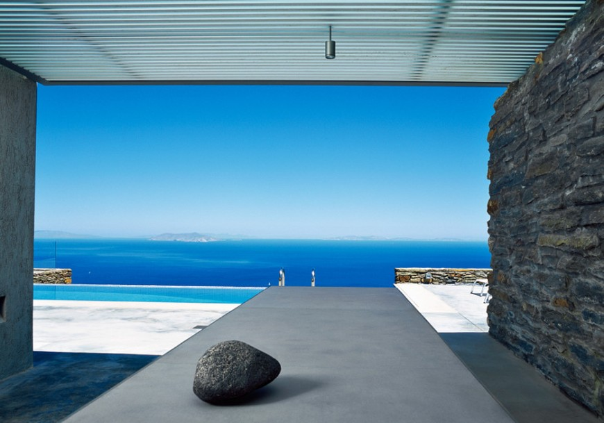 Exceptional houses located in Greece photographed by PATROKLOS STELLAKIS