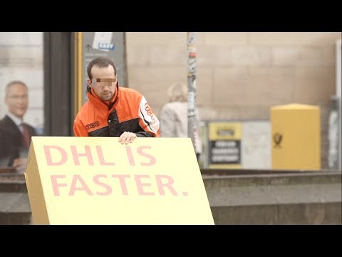 DHL: DHL Is Faster