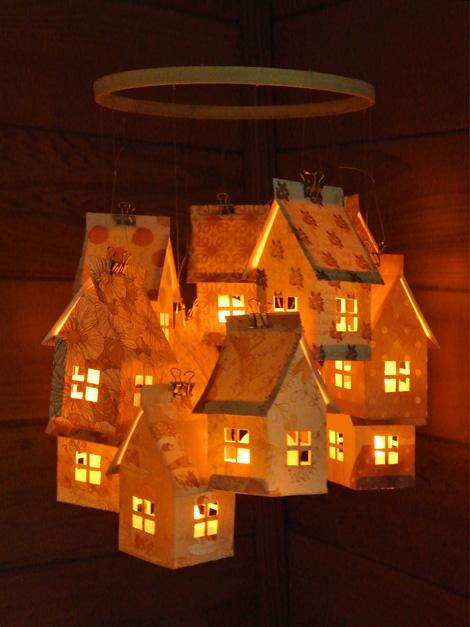 Paper Houses DIY