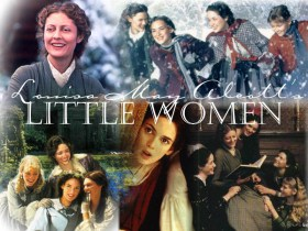 Reading Cafe Book Bean blog reminded me one of my top ten books LITTLE WOMEN by by American author Louisa May Alcott .