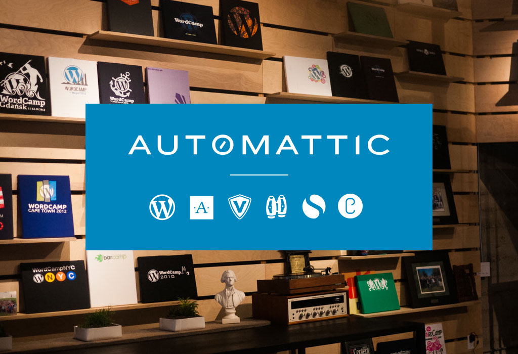 They are doing awesome work at AUTOMATTIC. They handle web design with passion and respect...And this is what we call business!!!