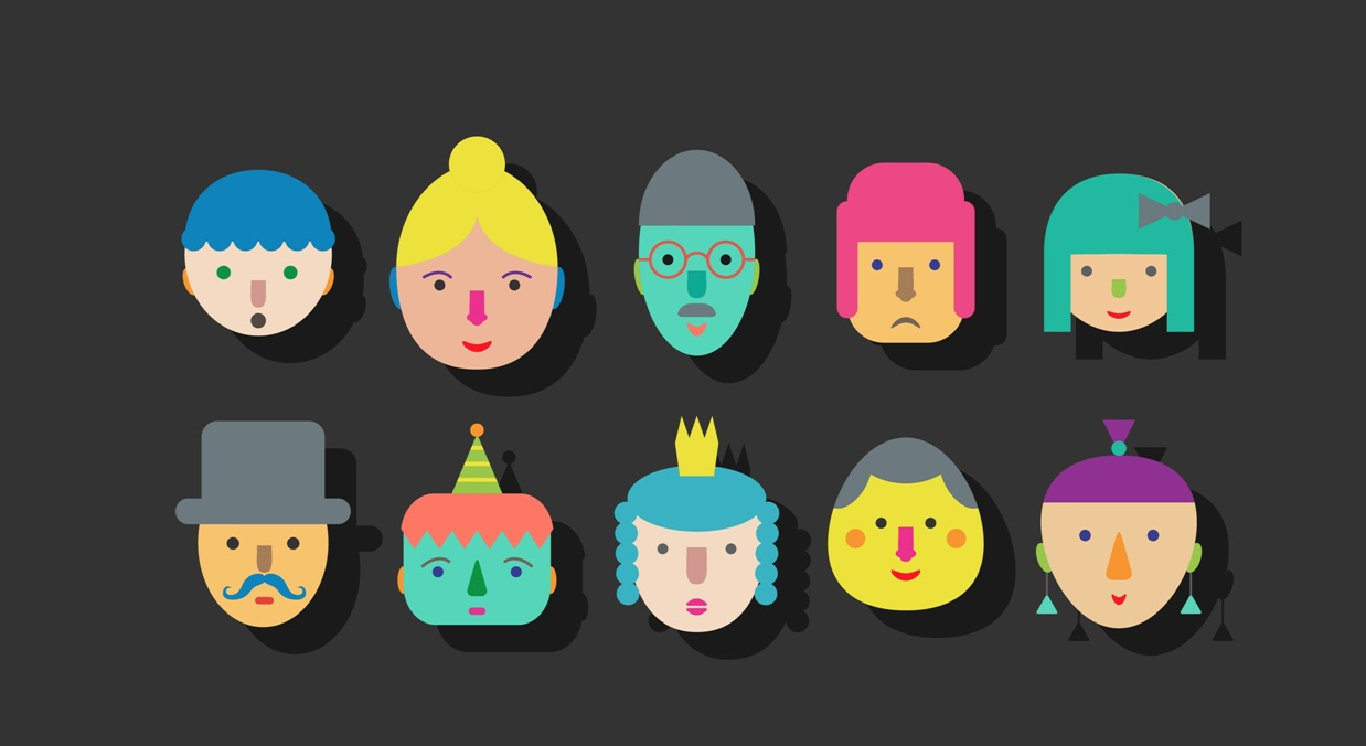 Let's meet the people who designed the new Facebook's Emoji