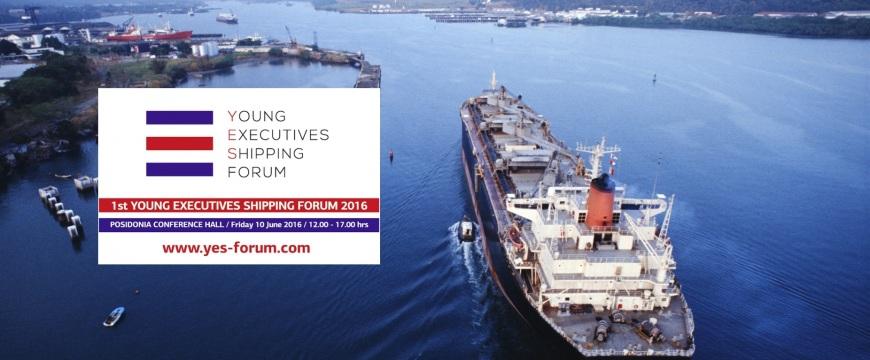 Young Executives Shipping Forum Posidonia 2016
