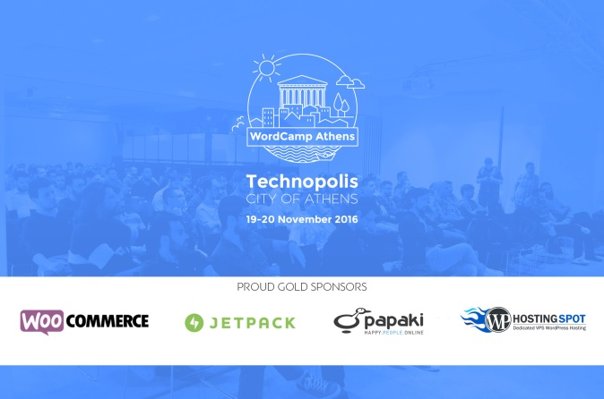 Aυτοί Είναι Οι Gold Sponsors του WordCamp Athens