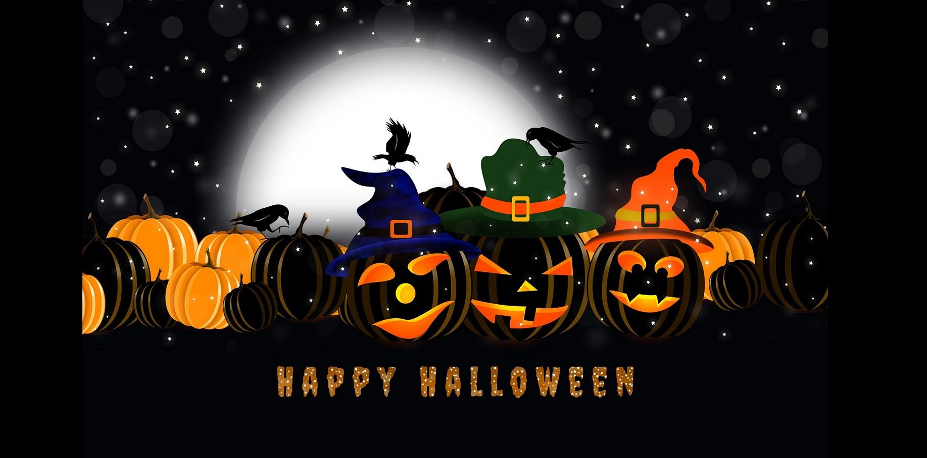 Goodbye October! Happy Halloween!