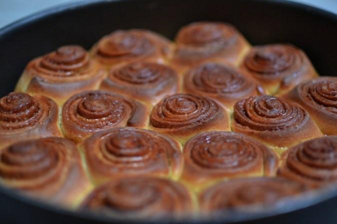 Cinnabon Rolls by maninio.com