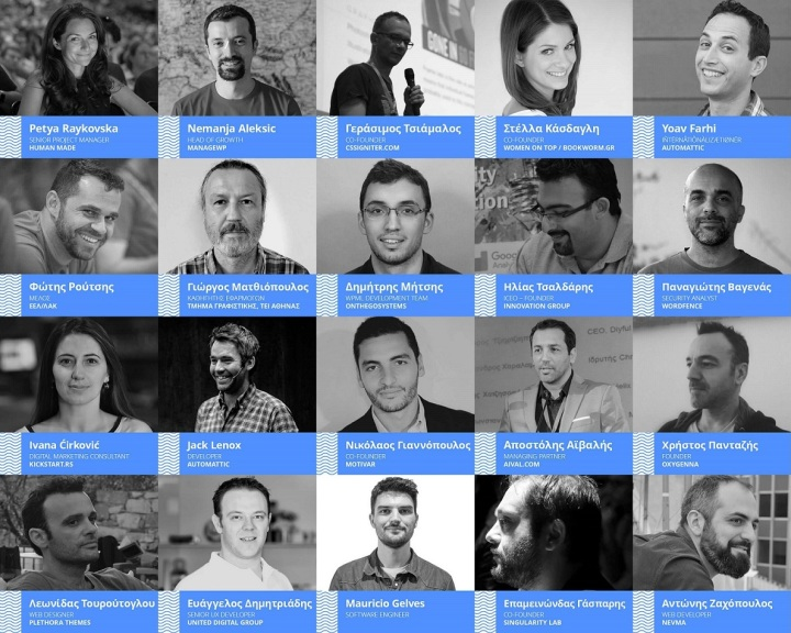 19-20 November WordCamp Athens