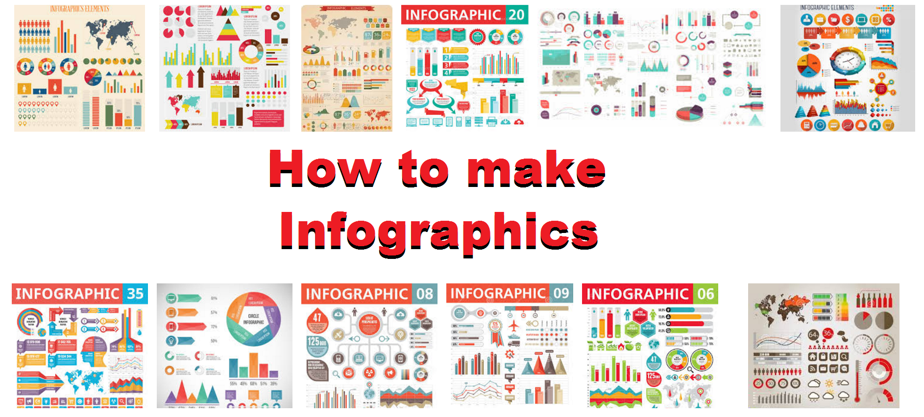 How to make Infographics – IDEADECO