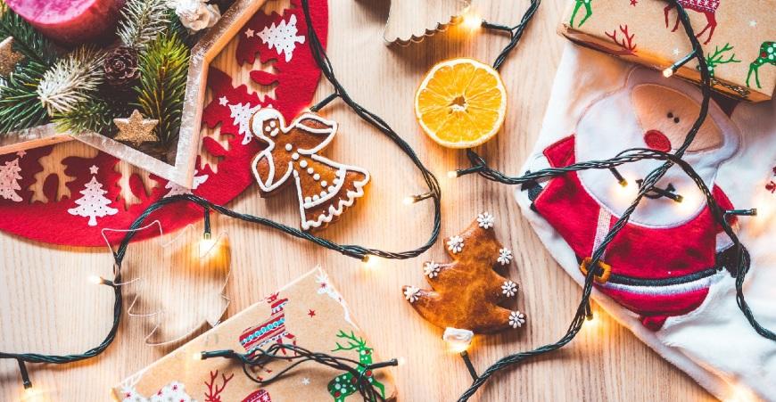 Merry Christmas by IdeaDeco Team & Areti Vassou