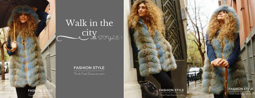 Fashion in the city with Chrysanthi Kosmatou Fashion Stylist