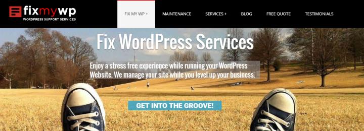 Wordpress Support Ninja: Makis Mourelatos, CEO & Founder FixMyWP.com