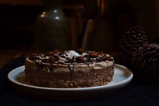 Coffee Cheesecake Recipe by Maninio