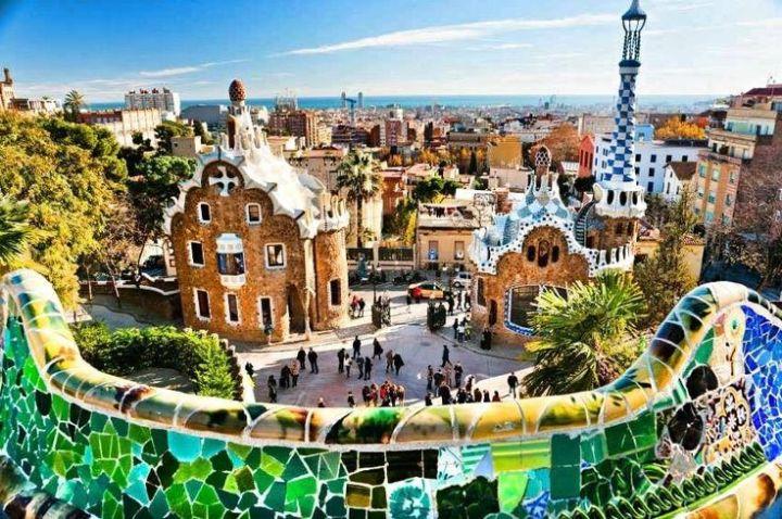 Gaudi Backyard Summer Project
