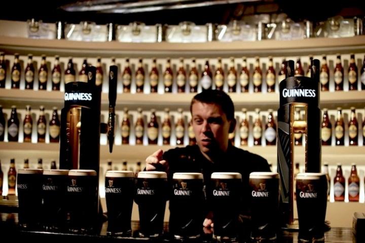 Guinness Experience – Dublin