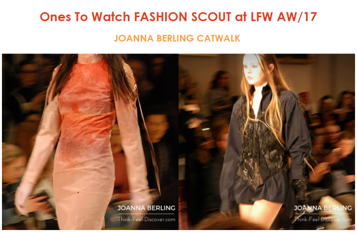 JOANNA BERLING CATWALK