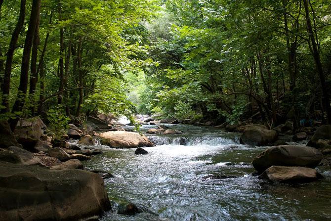 Karpenisiotis river