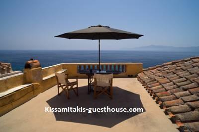 Kissamitakis Guesthouse in Monemvasia