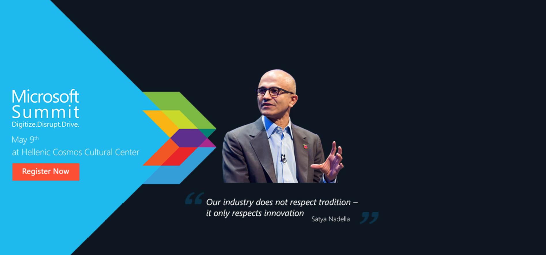 Microsoft Summit Greece