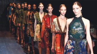 Social Media in Fashion Industry