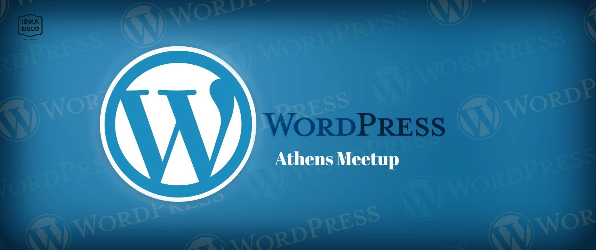 Athens 10th WordPress Meetup