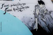 Graffiti Art in Syros
