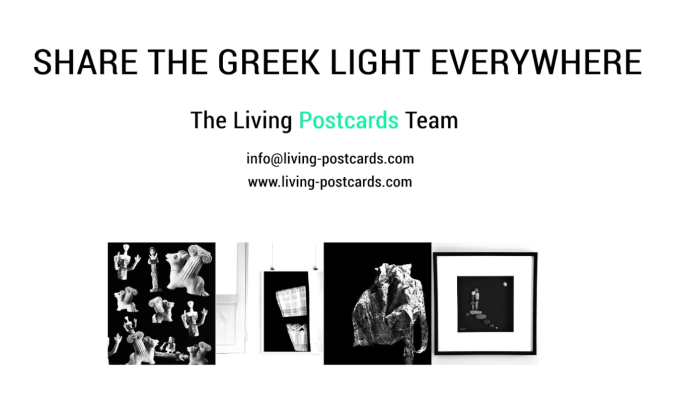 Living Postcards