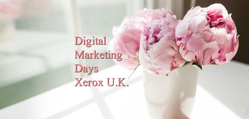 Digital Marketing Days Xerox