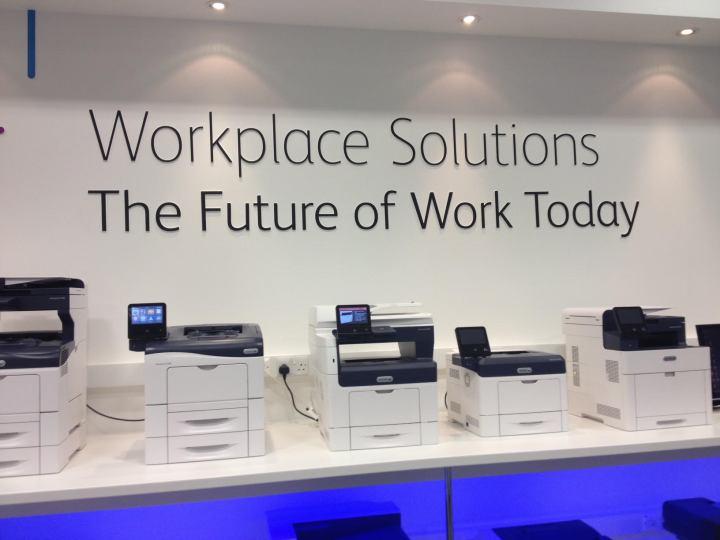 Xerox ConnectKey Technology
