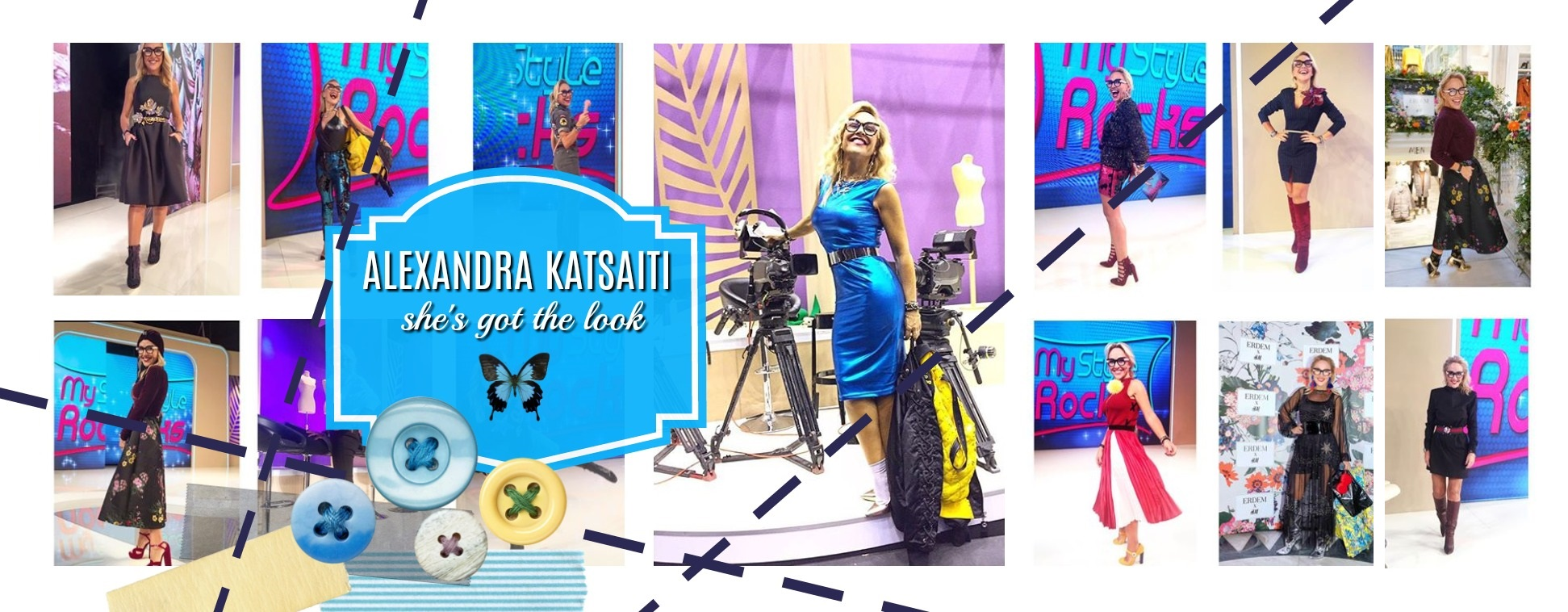 Alexandra Katsaiti Stylishious Fashion E-Shop