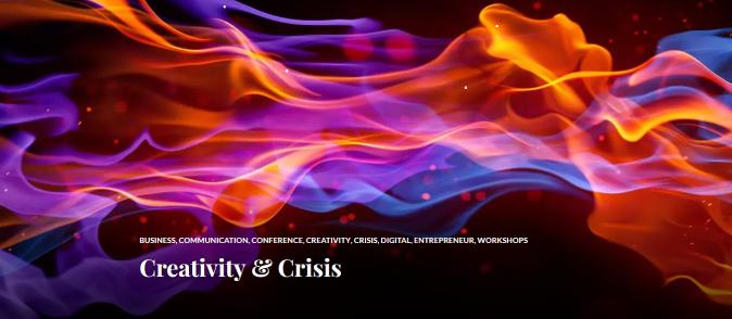 Creativity & Crisis
