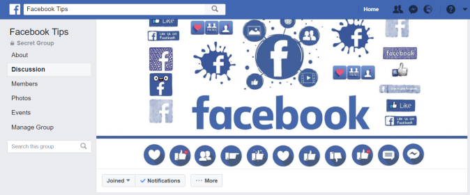 Facebook Group Tips