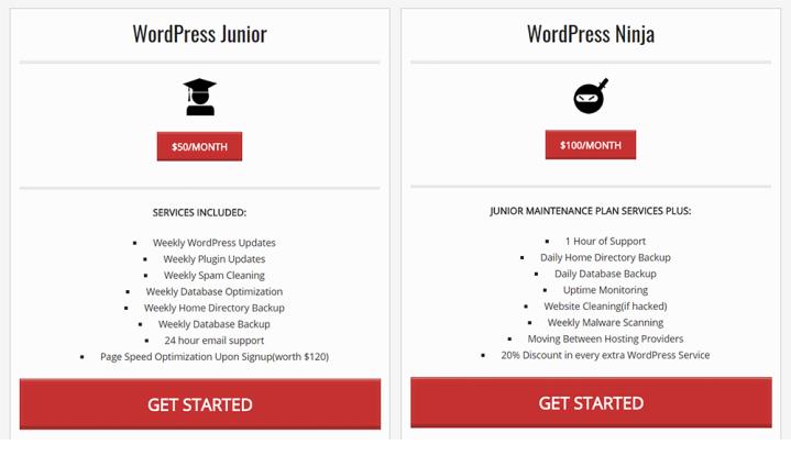 WordPress Support Service Fix My WP