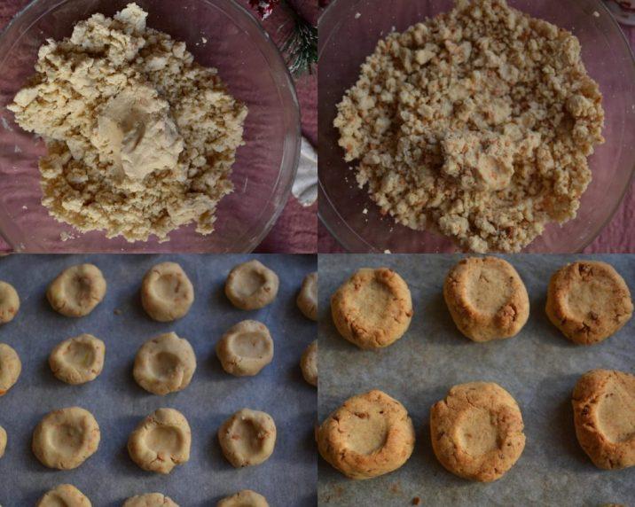 Kourabiedes With Coconut Sugar by Maninio