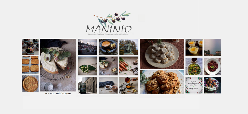 Christmas Desserts by Maninio Food & Travel Blog