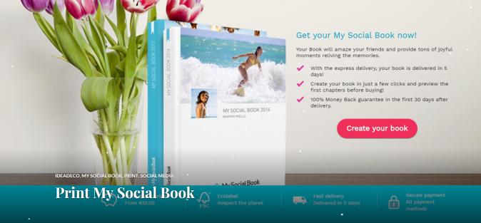 Print My Social Book