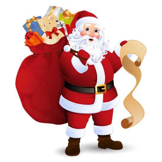 Thank you, Santa!