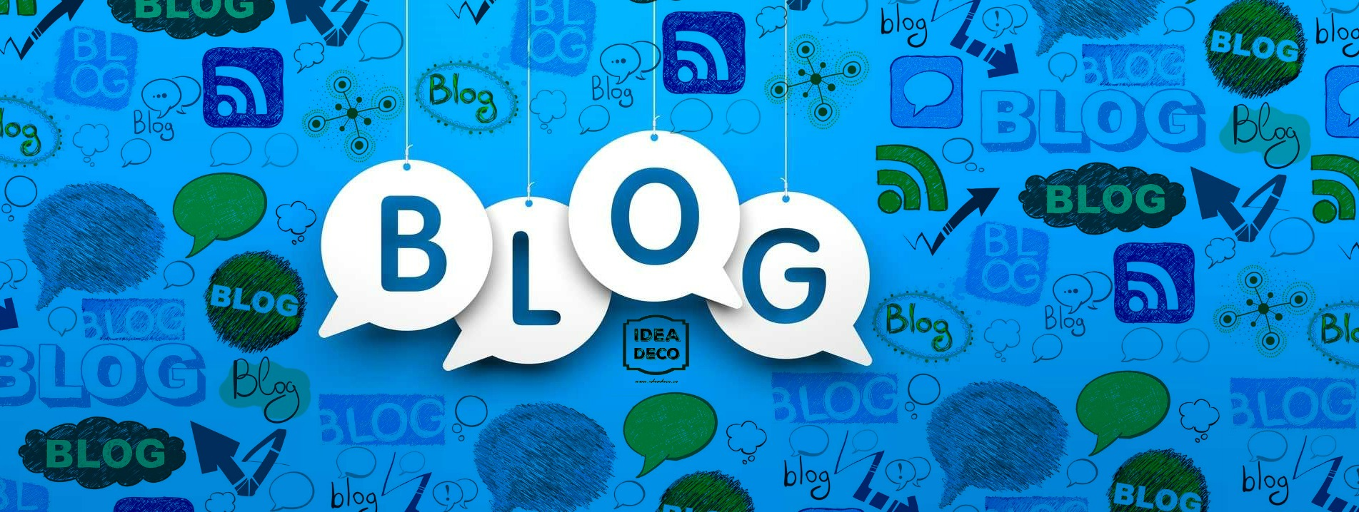 Why Do People Blog by Areti Vassou, Ideadeco
