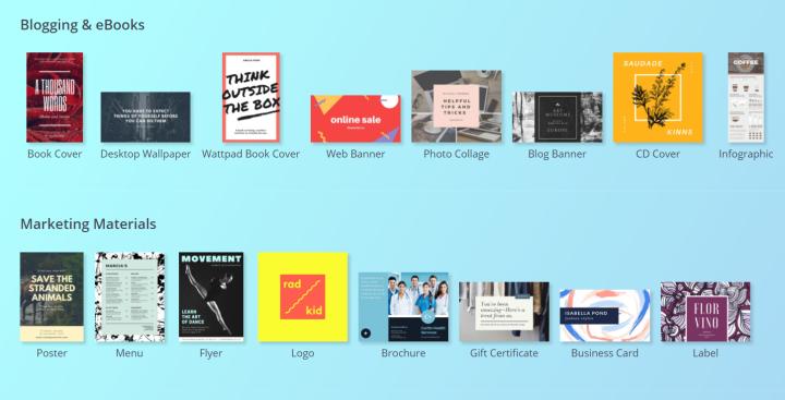 Graphic Design App Canva 1
