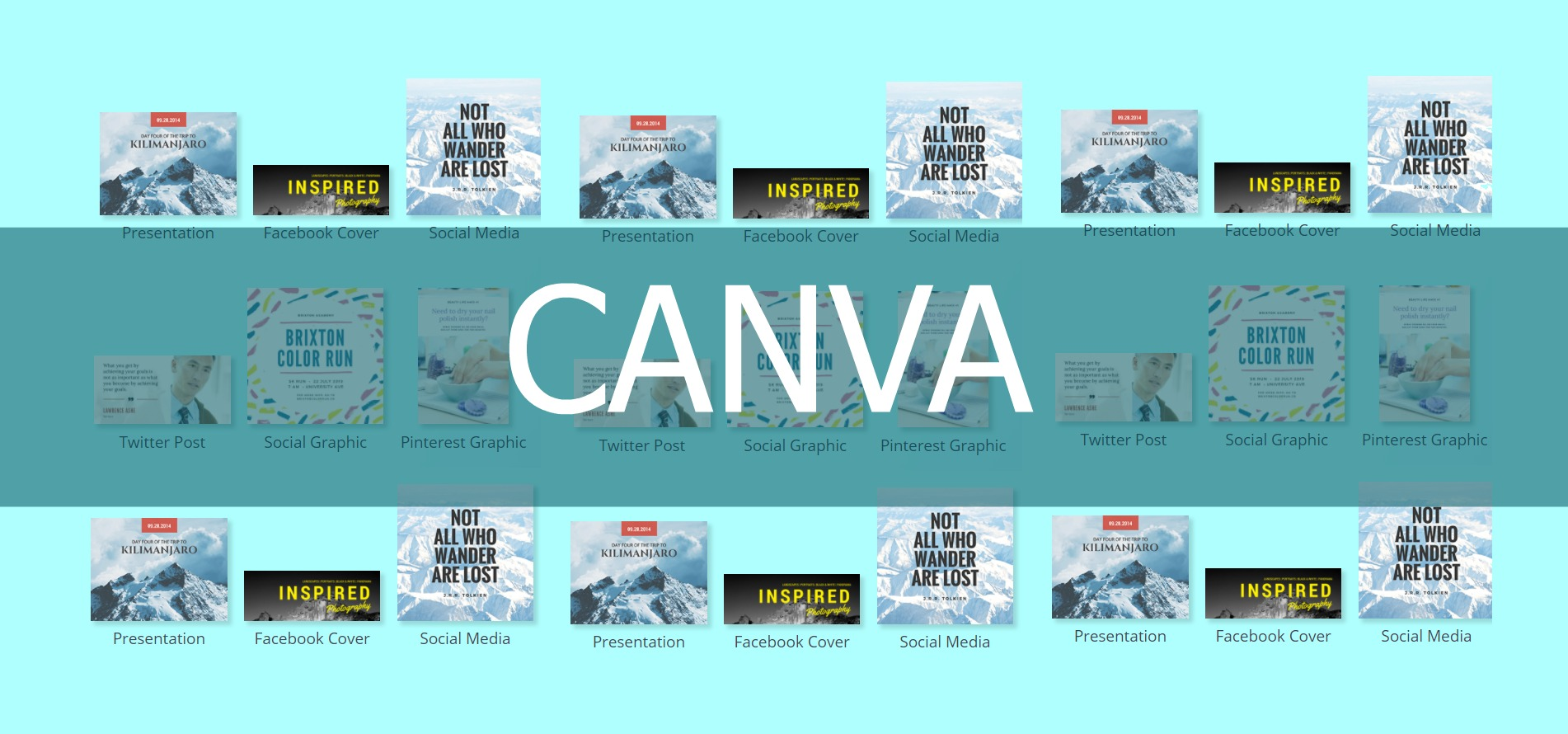 My favorite App is Canva