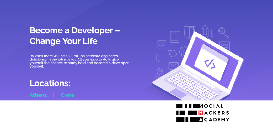 Donate Your Old Laptop to Social Hackers Academy