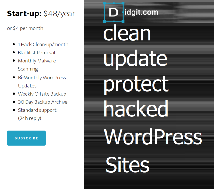Clean Your Hacked WordPress Site