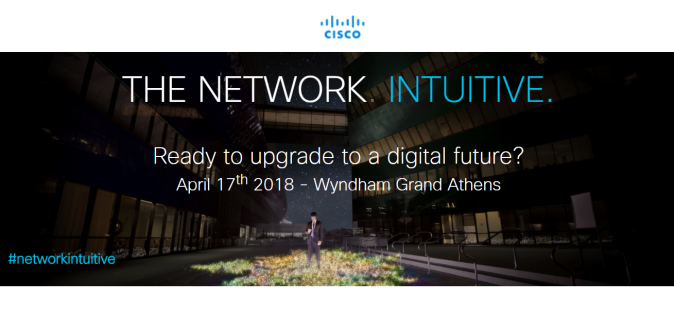 Network Intuitive Event Cisco Greece