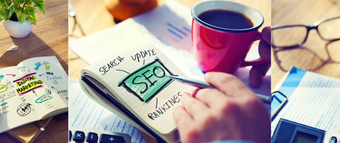 SEO Check List by Areti Vassou Ideadeco