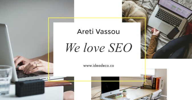 SEO CHECKLIST - Areti Vassou Ideadeco