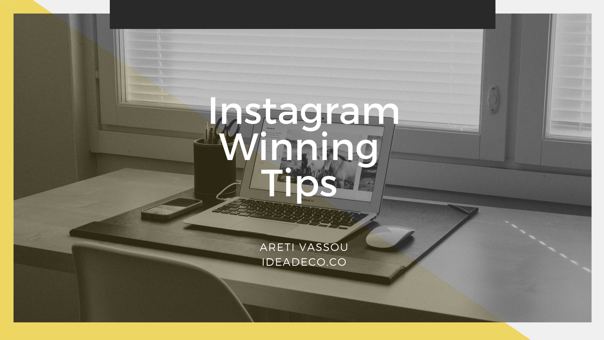 Instagram Winning Tips