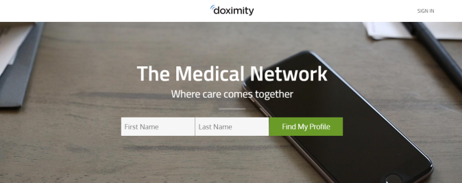 Digital Networking for Medical Doctors