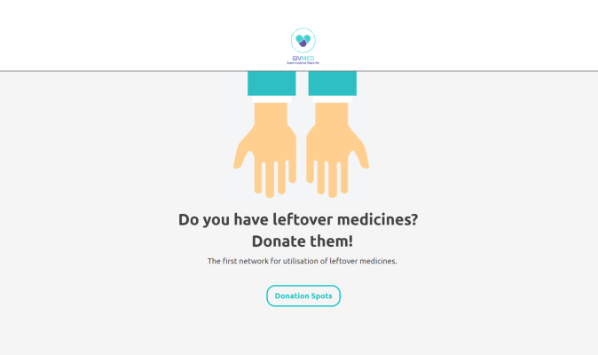 GIVMED Share Medicine Share Life