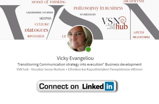 Vicky Evangeliou LinkedIn