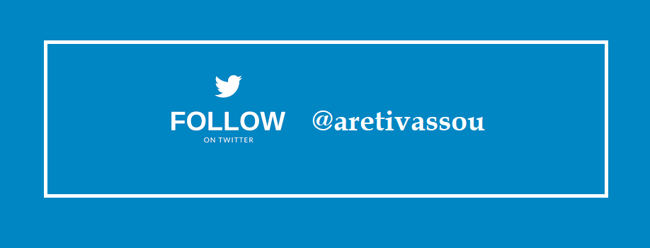 Follow Areti Vassou on Twitter