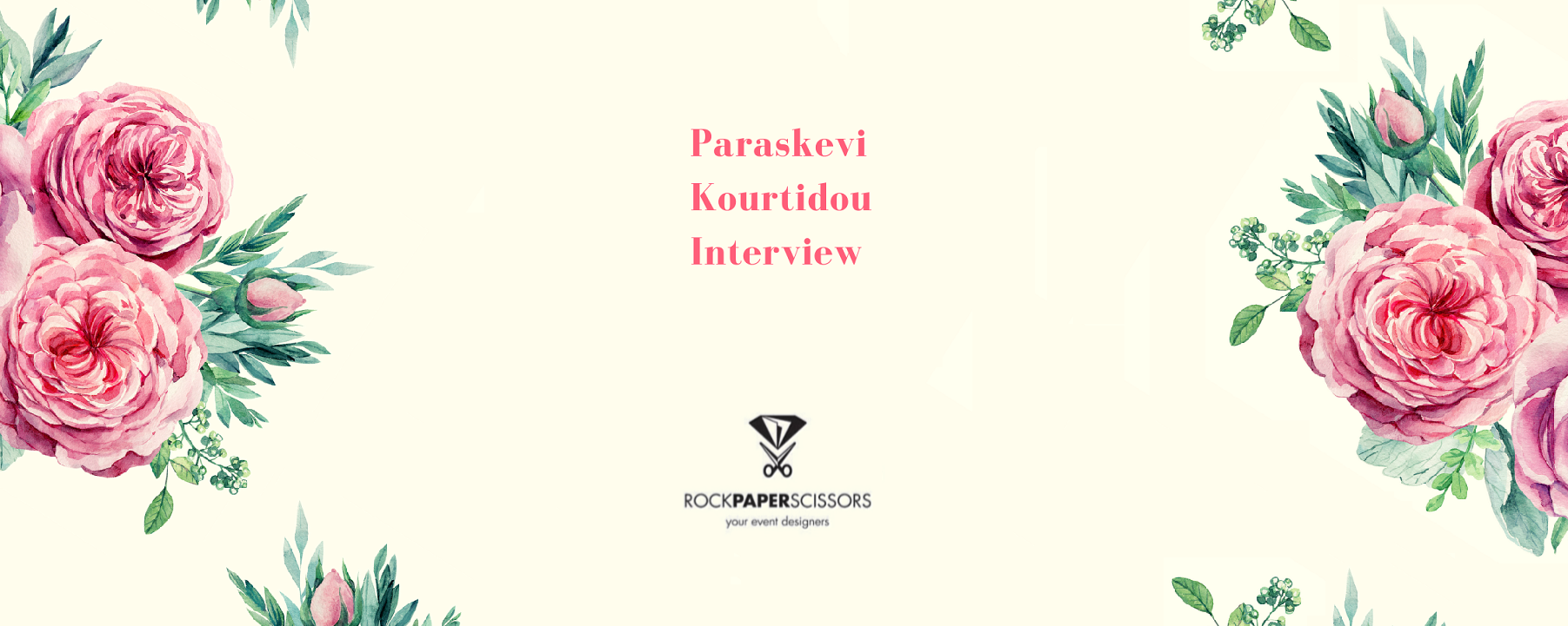 Paraskevi Kourtidou Interview